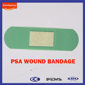 Long Lasting Adhesive Reusable and Hypoallergenic Psa Wound Bandage pictures & photos