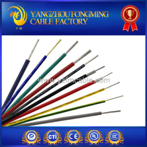 Red Black Yellow Blue Silicone Insulated Electric Wire pictures & photos
