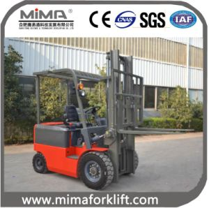 Mima Electric Counterbalance Forklift Trucks 2500kg with CE pictures & photos