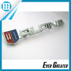 Custom Chrome Sticker, Emblem Car, Emblem for Cars Machines Customized pictures & photos