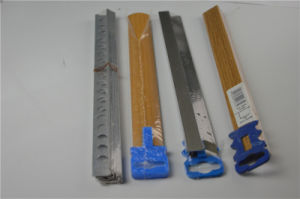 Aluminum/Aluminium Extrusion Profiles for Fence Wall pictures & photos