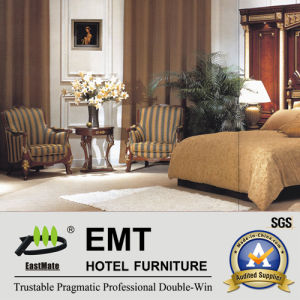 High Class Hotel Bedroom Furniture Presidential Suite (EMT-D0901) pictures & photos