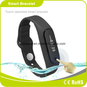 High Quality Touch Screen Sports Wristbands Pedometer Smart Bracelet pictures & photos
