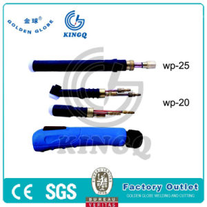 Kingq Wp20 TIG Welding Torch or Torch Parts pictures & photos