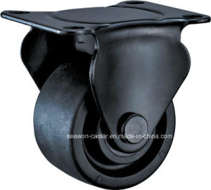 Low Centre of Gravity PA Caster Series - Medium Duty & Low Setting Caster pictures & photos
