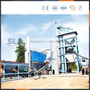 Mini Mobile Hot Asphalt Mixing Plant pictures & photos