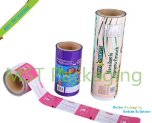 Lidding Film/Roll Film Package for Food pictures & photos