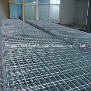 Serrated Galvanized Steel Grating pictures & photos