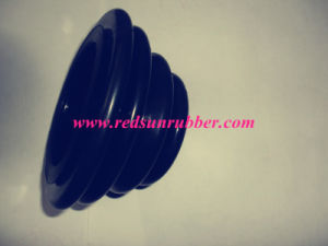 Accordion Dustproof Rubber Bellows/Rubber Air Tube pictures & photos