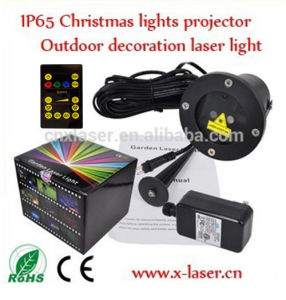 Cheap Outdoor Christmas Laser Lights/Laser Walmart Christmas Lights Indoor/Christmas Outdoor Decorations and Lighting pictures & photos