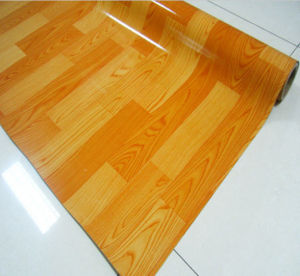 High Strengthen PVC Sponge Carpet Can Not Tear out pictures & photos