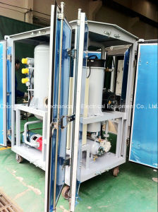 Zja-Series Used Transformer Oil Recycling Machine pictures & photos