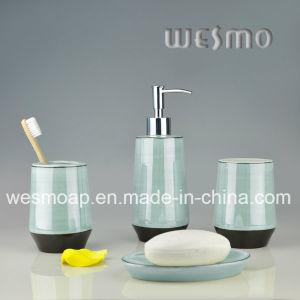 Porcelain Bathroom Ensemble (WBC0618B) pictures & photos