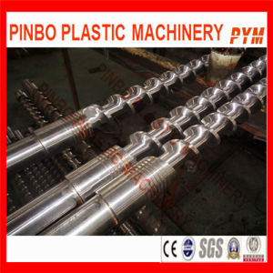 Nitride Plastic Extruder Screw and Barrel for PP pictures & photos