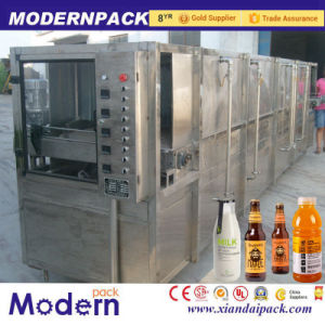 Continuous Beer Spray Sterilizing System Bottle Pasteurization Machine pictures & photos