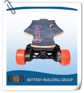 2016 Newest 4 Wheel Electric Skateboard pictures & photos