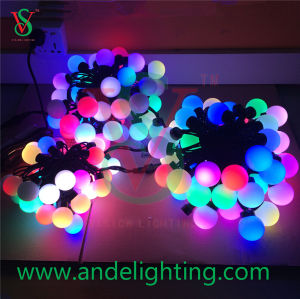Christmas LED Ball String Light for Home Decor Lighting pictures & photos