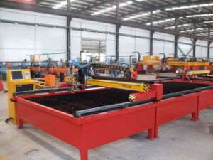 CNC Plasma Cutting Table Machine pictures & photos