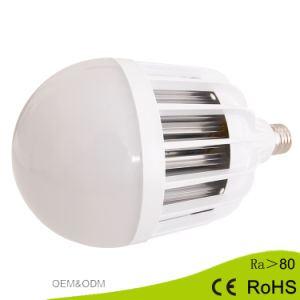 Factory Supply Best Price Aluminum Indoor 18W 24W 36W 50W Rechargeable LED Bulb Price pictures & photos