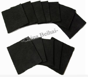 Activated Carbon Fiber Cloth for Filter pictures & photos