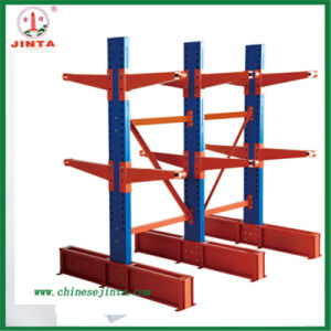Heavy Duty Metal Drive-Through Warehouse Rack (JT-C06) pictures & photos