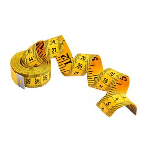 Flexible 60 and 120 Inch Soft Tapeline for Sewing Tailor Cloth Ruler Tape Measure pictures & photos