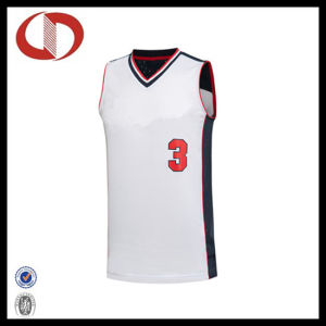latest Design Custom Made Club Basketball Jerseys pictures & photos