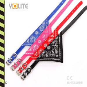 Reflective Safety Pets Products, Pets Triangular Bandage, a Dog Saliva Towel, Pet Scarf pictures & photos