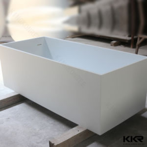 Kkr Wholesale Acrylic Solid Surface Bathtub Factory (BT170831) pictures & photos