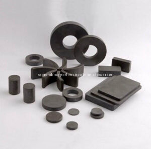 Sintered Ferrite Magnets Grade Y30 pictures & photos