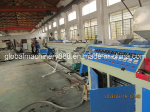 HDPE LDPE Pipe Extruder Machine