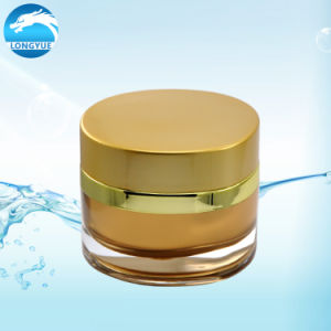 Wholesale Cosmetic Cream Jar Acrylic Bottle pictures & photos