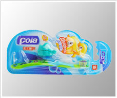 High Speed Toothbrush Blister and Papercard Packing Machine for Toothbrush pictures & photos