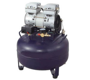 Dental Oilless 32L/35L Air Compressor for One Dental Chairs