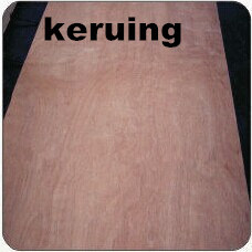 1.22*2.44 Eucalyptus Core Keruing Commercial Plywood, Bb/Bb Grade pictures & photos