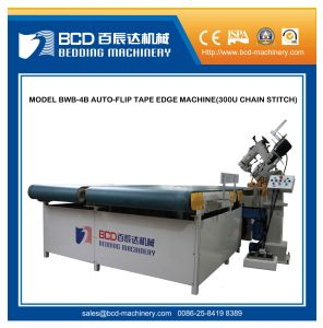 Mattress Tape Edge Machine (BWB-4B Auto-Flip, 300U Chain Stitch) pictures & photos