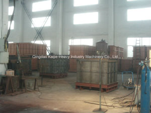 Sand Boxes Manufacturer / Flask for Casting pictures & photos
