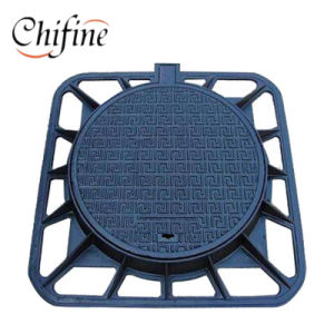 Custom Cast Iron Manhole Cover for Sale pictures & photos