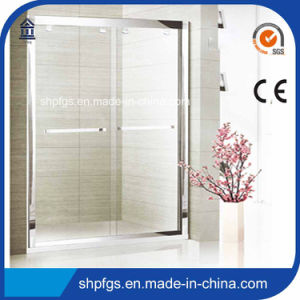 Screen Shower Room with Frame