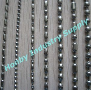 Manufacturer for 1.0mm-12mm Colors Beaded Metal Ball Chain pictures & photos
