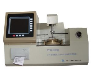 Automatic Coc Flash Point Tester (SYD-3536D)