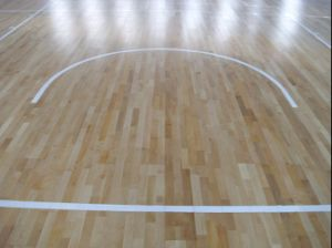 Maple Wood Flooring for Basketball Courts pictures & photos