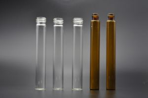 20-60ml Clear and Amber EPA Chromatography Autosampler Glass Vials for Water Test pictures & photos
