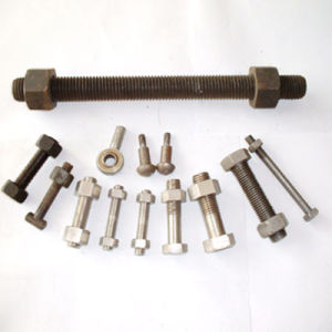 Grade 4.8 Galvanized Square U Shaped Bolts pictures & photos