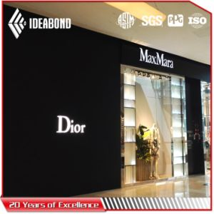 High Gloss Aluminium Composite Material Interior Decorative Wall Panel pictures & photos