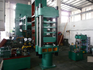 Automatic Foam Hydraulic Press for Pressing EVA pictures & photos