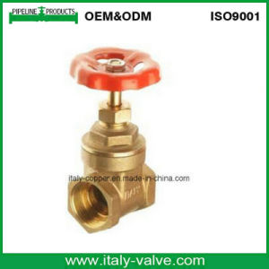 CE Certificated Forged Brass Gate Valve (IC-4037) pictures & photos
