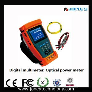 """3.5"""" TFT LCD CCTV Cameras Tester Cable Continuity Tester with Digital Multimeter pictures & photos"""