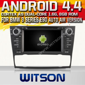 WITSON Android O. S. 4.4 Version Car DVD for BMW 3 Series E90 (W2-A9757B) pictures & photos