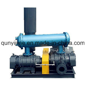 Hot Selling Double Stage Roots Blower pictures & photos